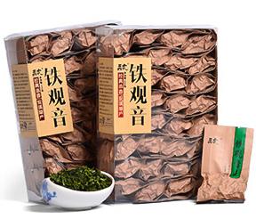 铁观音茶叶 安溪浓香型铁观音茶叶